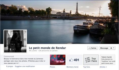 Home Page Rendar
