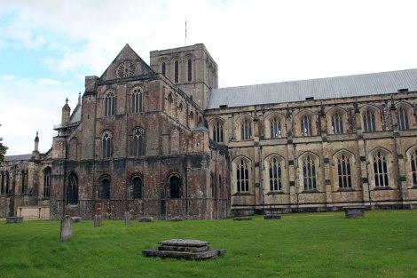 Winchester - Cathédrale