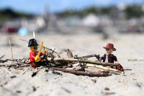 Toyphotographie - Lego Indiana Jones et Pirate