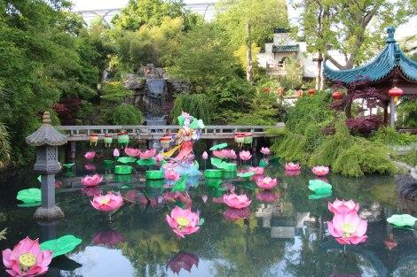 Pairi Daiza - jardin japonais