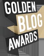 Logo Golden Blog Awards