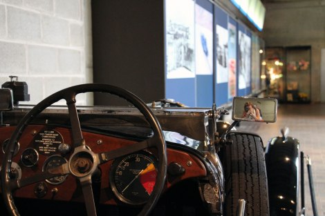 Beaulieu - National Motor Museum © Molly Bee