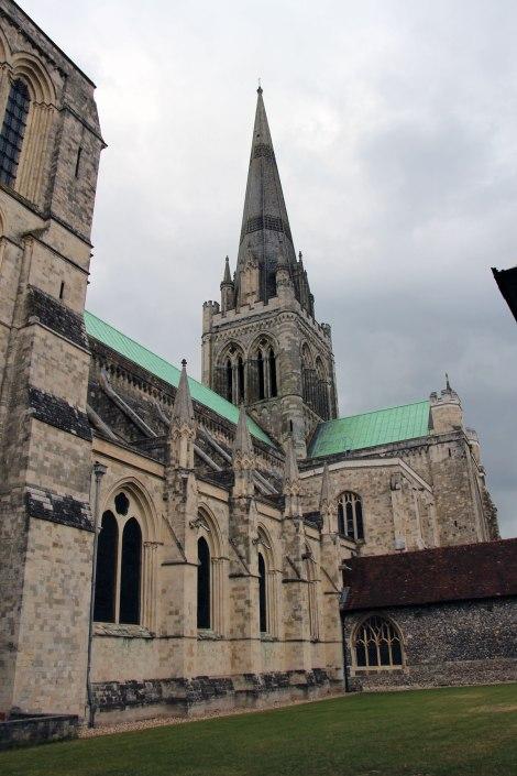 Chichester_extérieur-cathédrale