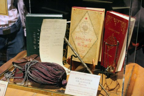 Harry Potter : L'exposition @Molly Bee